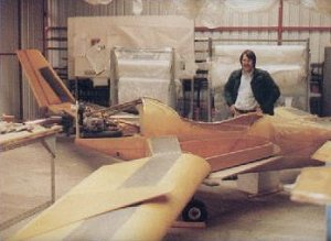 STARGAZER - A unique database on Burt Rutan and his projects!